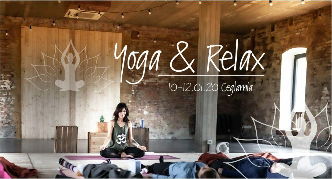Joga & Mindfulness w Ceglarnii 11-13.01.2019